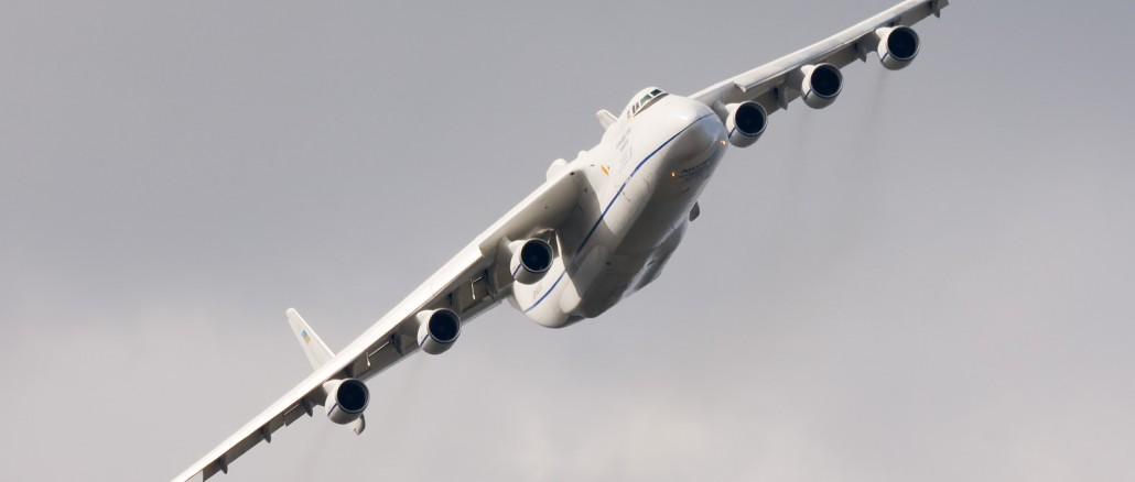 Business in Ukraine: Antonov Airlines opens office in the USA