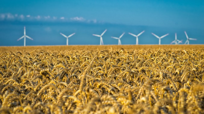 capacity of Renewable energy in Ukraine doubled in 2017